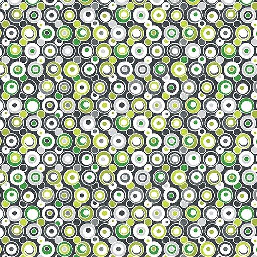 Bubbles Green - Let It Snow
