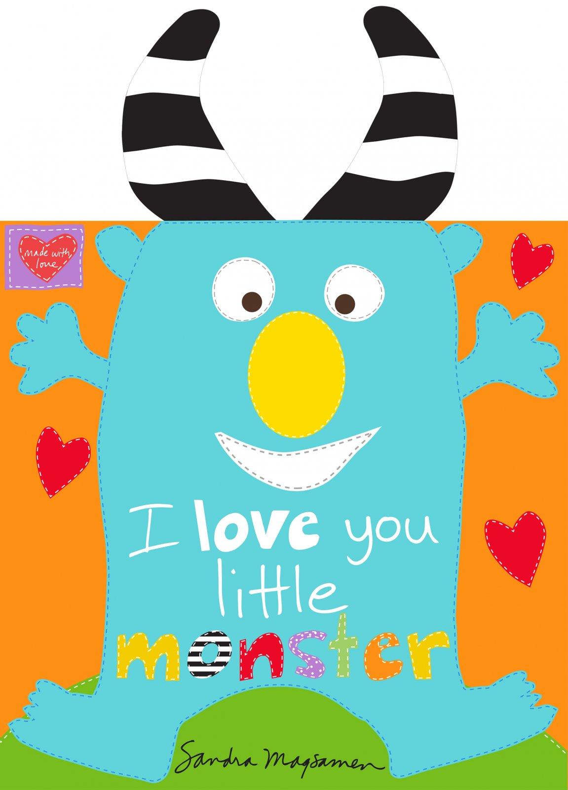 Huggable & Loveable Books - Little Monsters