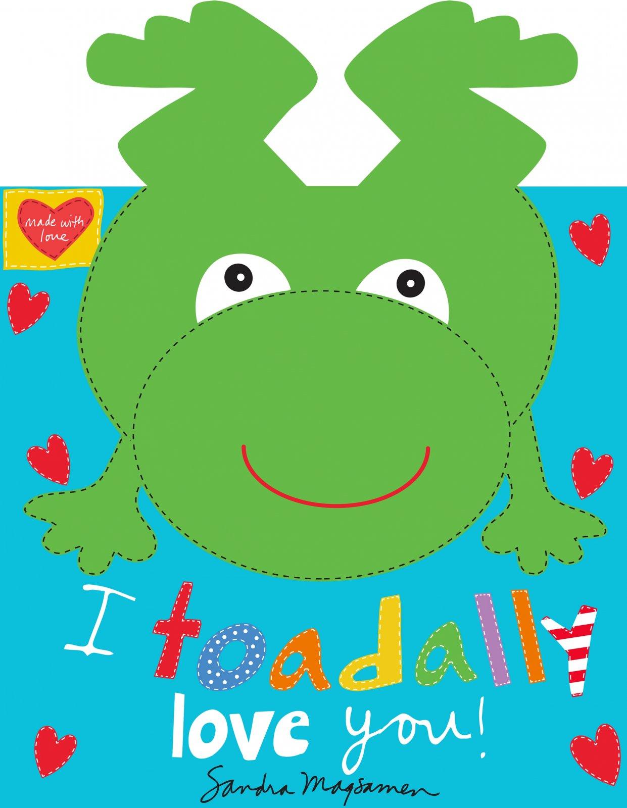 Huggable & Loveable Books - Toadally