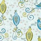 Soul Blossom Chick A Doodle Blue/Multi