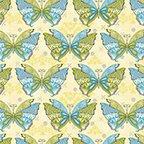 Soul Blossom Boho Butterfly Yellow/Multi