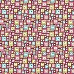 Soul Blossom Soul Squares Raspberry/Pink
