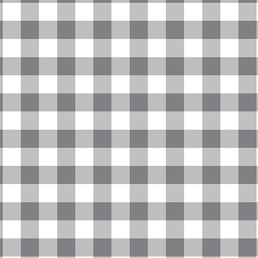 Warp & Weft Checkerboard Gray