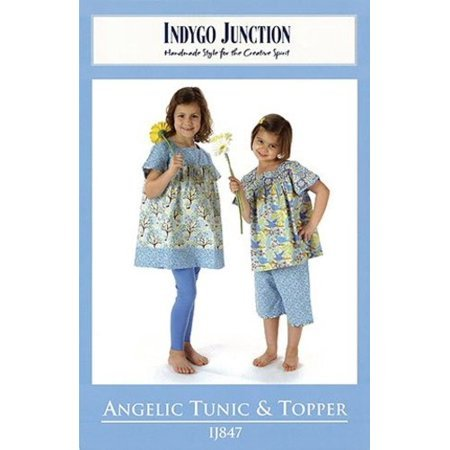 Angelic Tunic and Topper