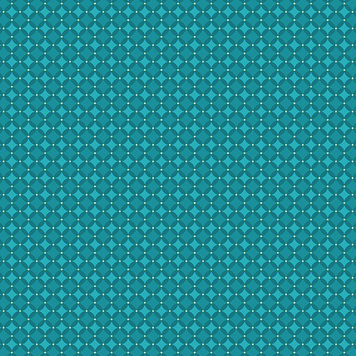 Thankful - Checkerboard Teal