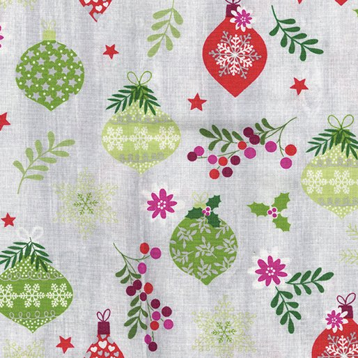 Hearty The Snowman - Ornament Toss Grey/Multi