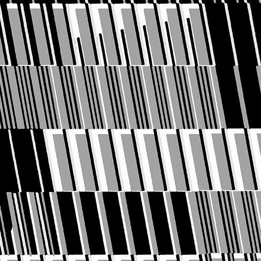 Musical Moments - Piano Play Black/Gray