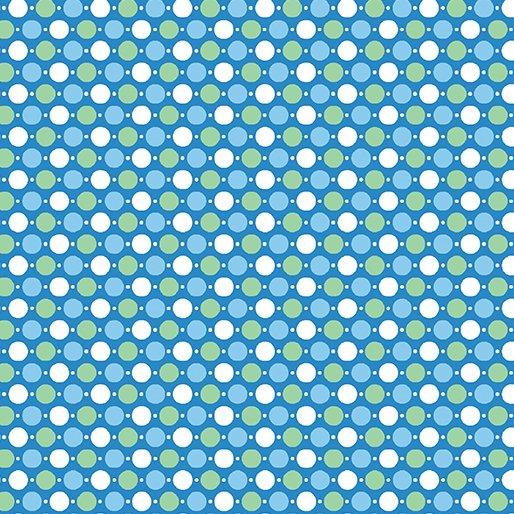 Toadily Cute Hop Dot - Blue