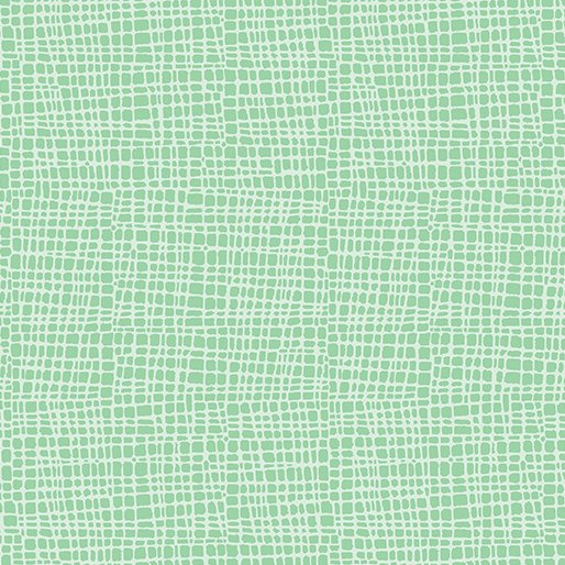 Toadily Cute Crosshatch - Jade