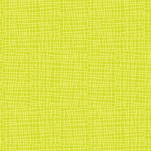 Toadily Cute Crosshatch - Lime