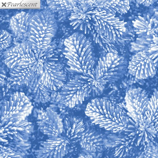 Pearl Frost Frosty Pine Cones - Royal
