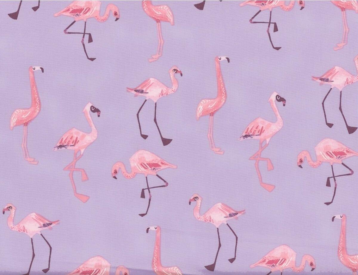 Dear Stella Viola Flamingoes