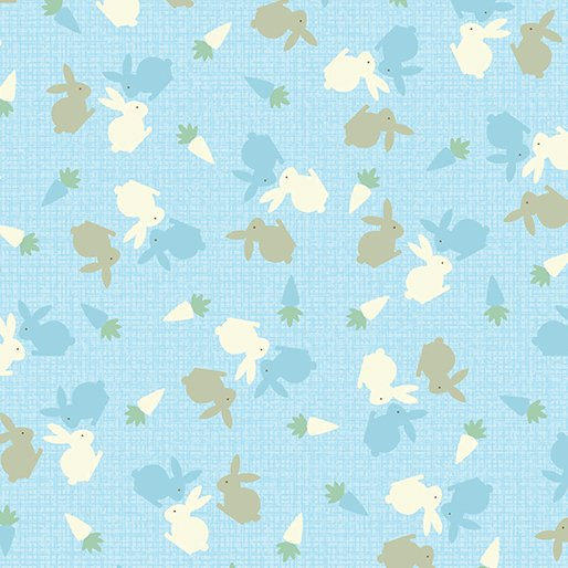 Hunny Bunny Baby Bunnies - Blue