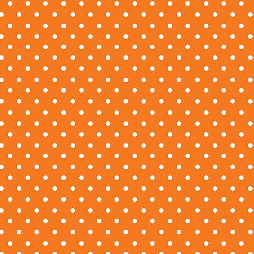 Glow for It - Dot Orange