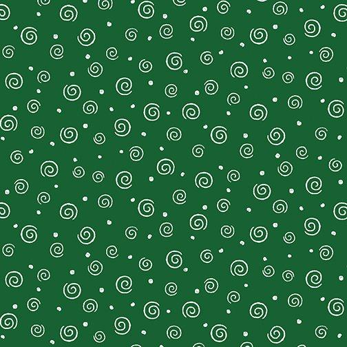 Glow for It - Swirl Green