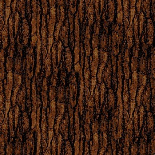Nature Walk - Bark Texture 78 Chestnut