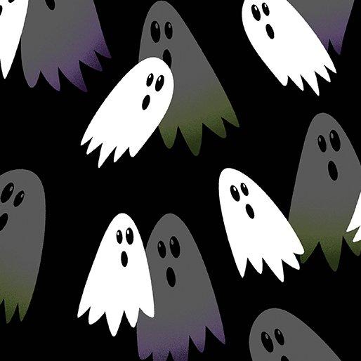 Faboolous Fun - Ghostly Glow Black