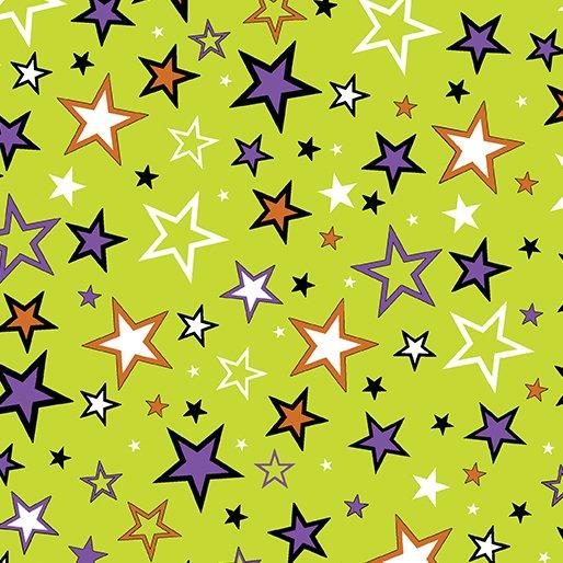 Faboolous Fun - Charmed Stars Lime