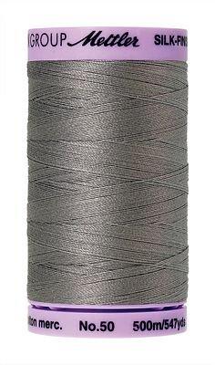 Mettler Silk Finish Cotton - 547 yds. - 0322 Rain Cloud