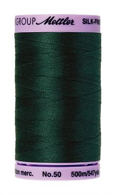 Mettler Silk Finish Cotton - 547yds - 0757 Swamp