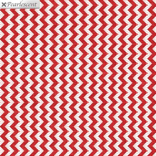 Celestial LIghts Z Stripe Red
