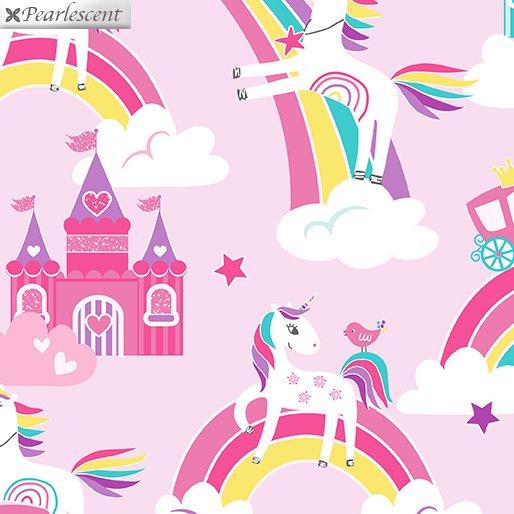 Unicorn Magic - Unicorn Dreams - Lilac