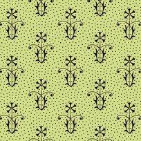 Letter Stitch Light Green