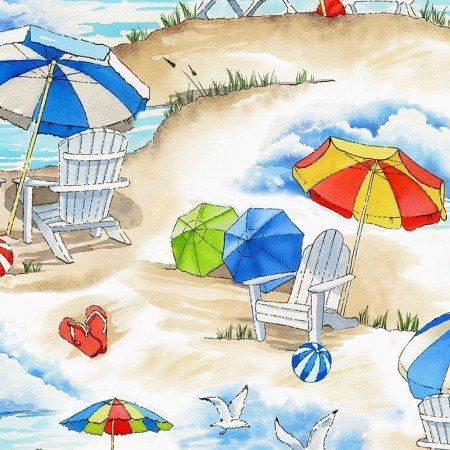 Beach 6533 Multi