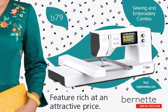 bernette 79 (sewing and embroidery)