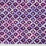 Kaffe Mediterianean Tile - Stars Lavender