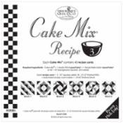 Cake Mix Recipe 3 45ct