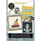Crossbody Bag Trio, Volume 1: Nautical Collection