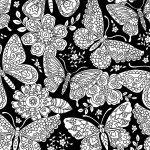 Papillon Paisley