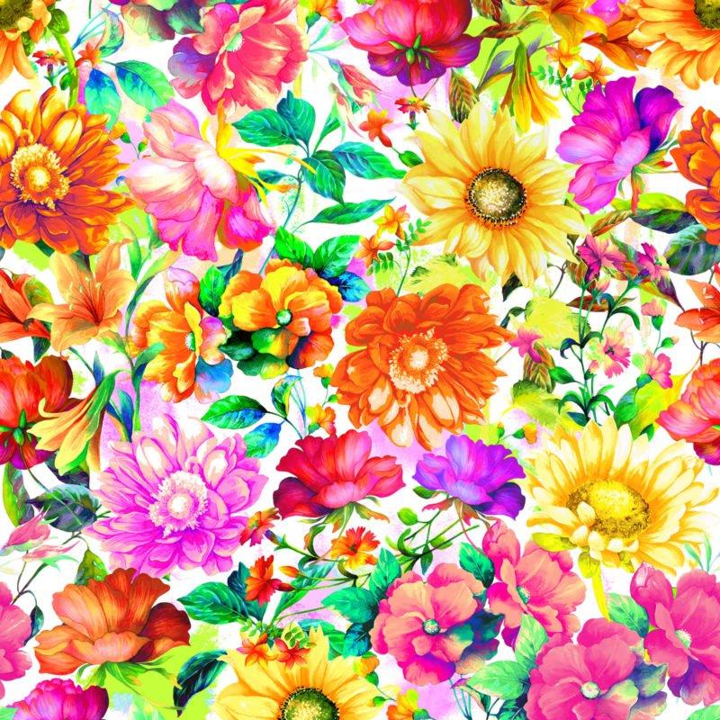 Fantasy - Flowers Multi