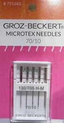 Needle GB 130705H 70 Microtex