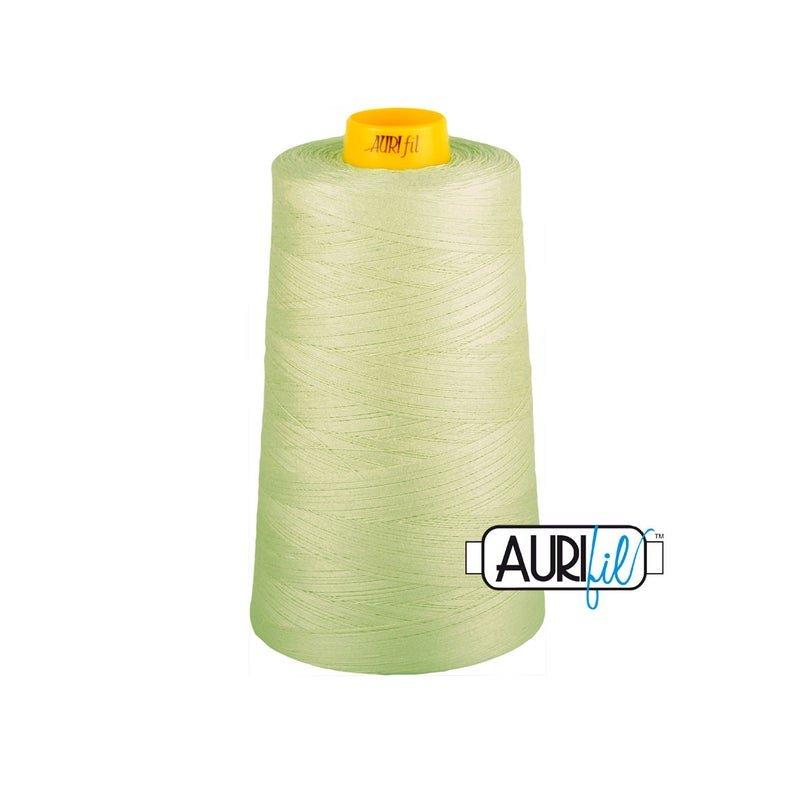 Aurifil 40/3 Quilting Cone - 2843 Light Grey Green
