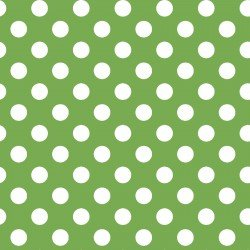 Kimberbell Basics - Big Dots Green