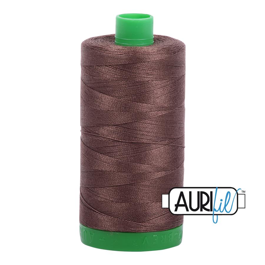 Aurifil 40/2 - 1140 Bark