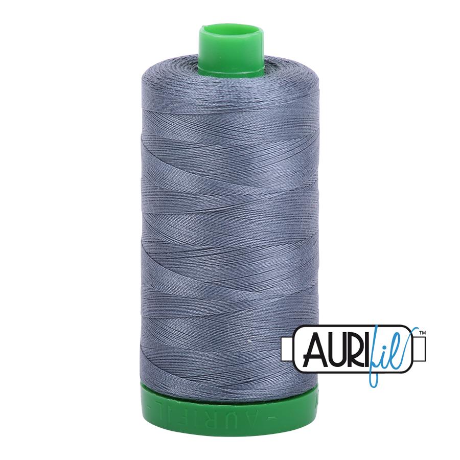 Aurifil 40/2 - 1246 Dark Grey