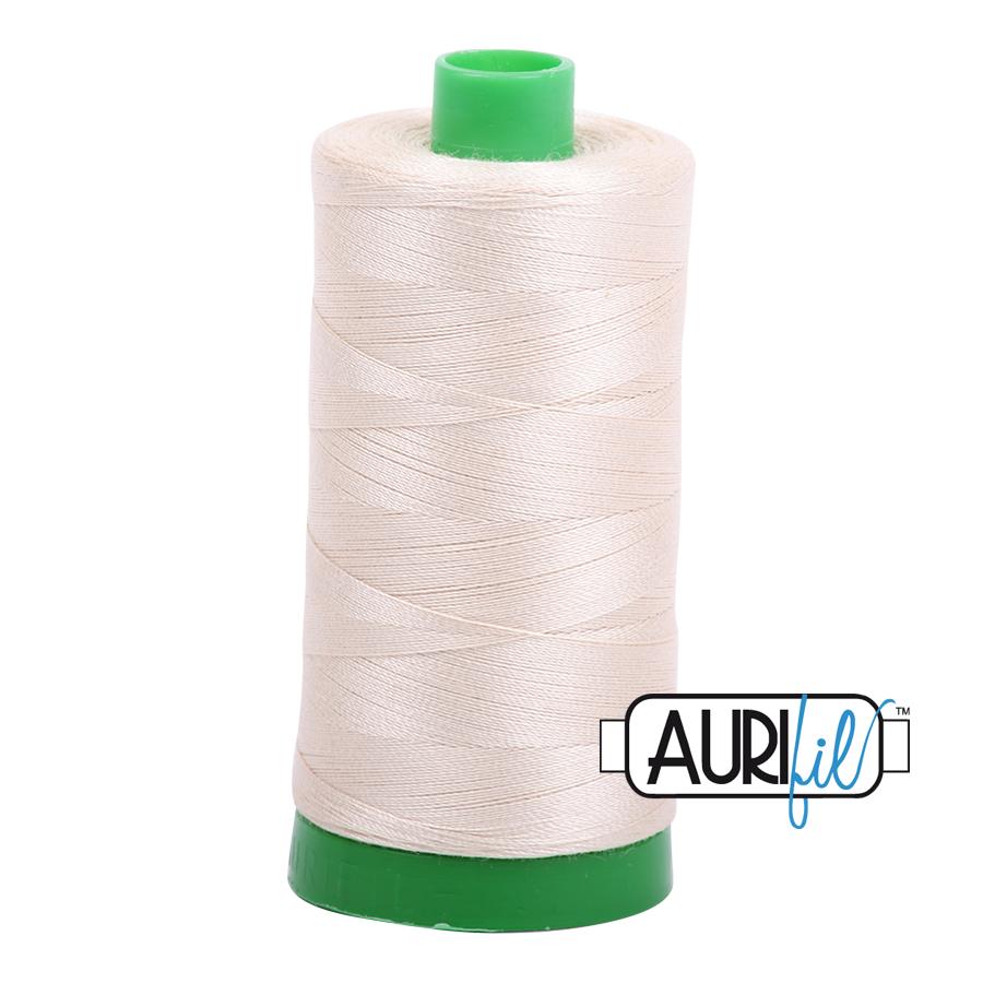 Aurifil 40/2 - 2310 Light Beige