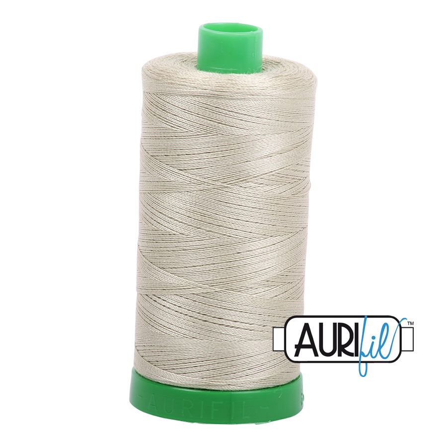Aurifil 40/2 - 5020 Light Military Green