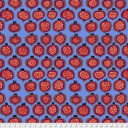 Spring 2018  - Pomegranate - Blue