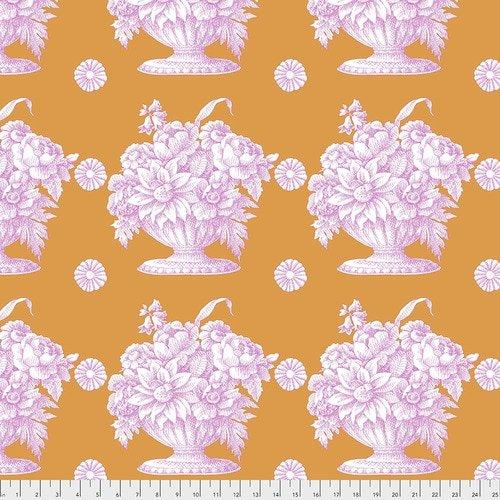 Kaffe Fassett Collective Fall 2018 - Stone Flower Orange