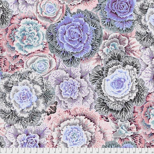 Kaffe Fassett Collective Fall 2018 - Brassica White