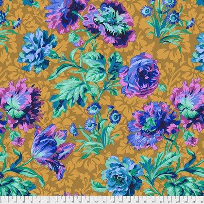 Spring 2018  - Baroque Floral - Blue