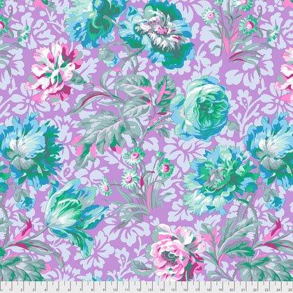 Spring 2018  - Baroque Floral - Lavender