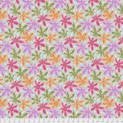 Spring 2018 -Lacy Leaf - Pastel