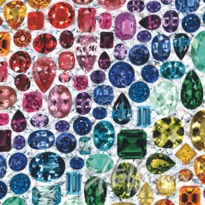 Hoffman Spectrum Print -  Shine On Prism