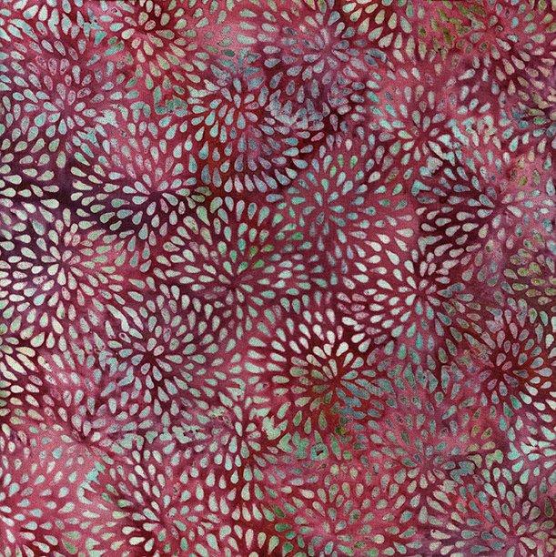Island Batiks Rayon - Rose Gold