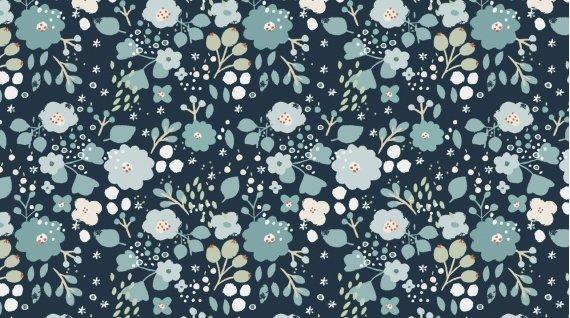 Treehouse - Midnight Flowers